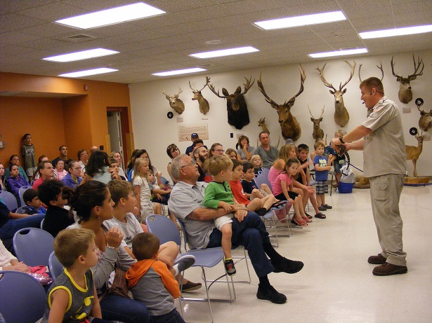 Reptile Show 12:30PM - York County Parks Department Events